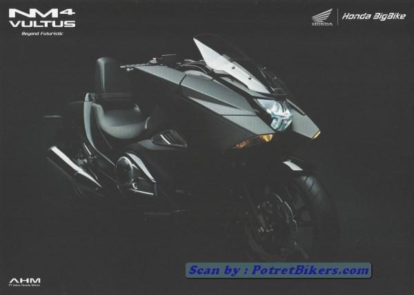 HONDA VULTUS 700 cc