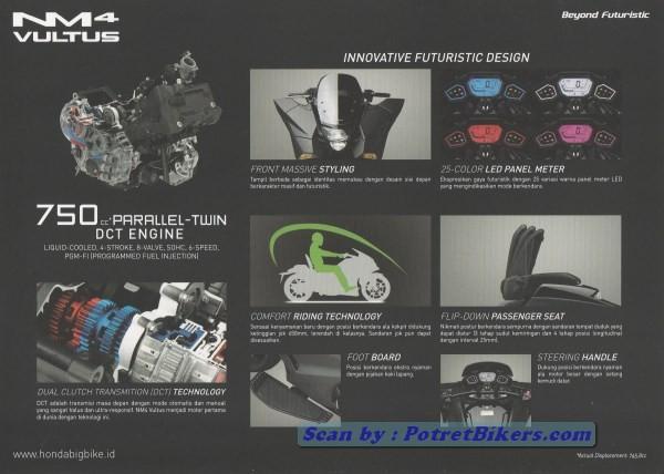 Honda VULTUS 700cc