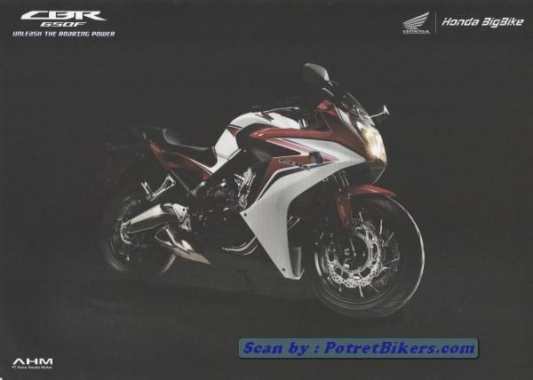 Honda CBR650