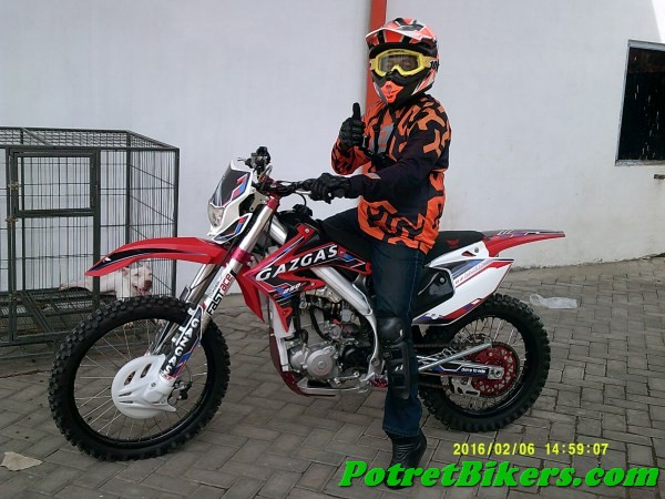 GazGas 250 cc