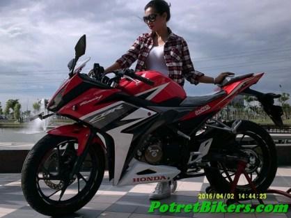 Honda Ladies CBR