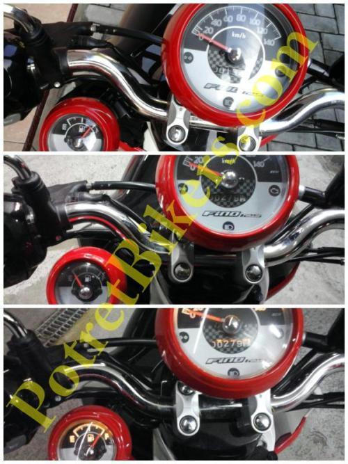 Odometer Yamaha New Fino 125