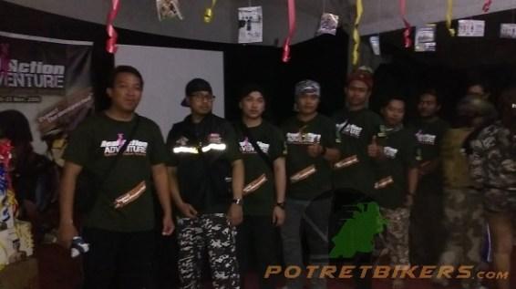 Team Yellow, memang ganteng-ganteng, team yellow memang nggak ono tandingane....!!
