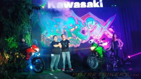 Launching Kawasaki Versys-X 250 Surabaya 2017 (15)