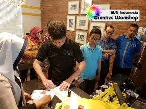 SUN Indonesia Creative Workshop 1