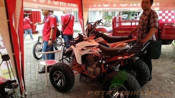 Viar Motor Indonesia - 2017 (5)
