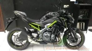 Kawasaki Z 900 - 2017 (5)