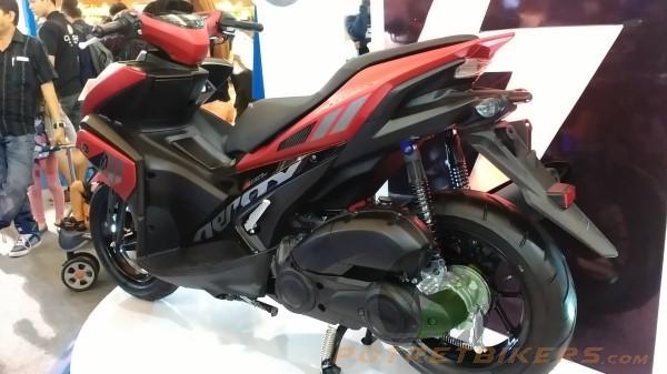 Yamaha Aerox 155 VVA (97)