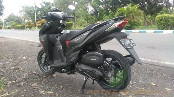 Honda Vario 150 eSP Exclusive Limited Edition – 2017 (10)