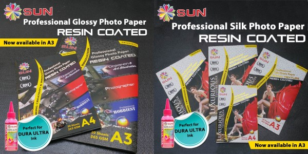 Sun Profesional Silk Photo Paper