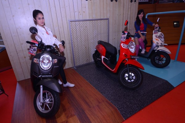 New Honda Scoopy (2)