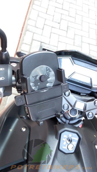 All New Honda CB150R Stallion Black - 2017 (9)