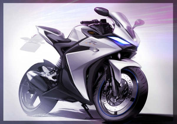 All New Yamaha R25 Facelift - 2017