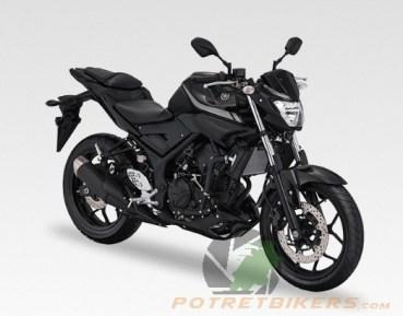 New Color Yamaha MT25 2