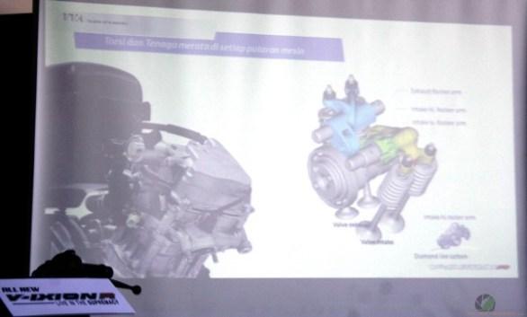 Mesin All New Yamaha V-ixion R 2017 (3)