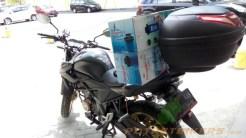 All New Honda CB150R Stallion Black2