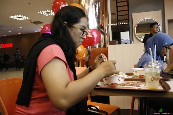 Grand Opening Restoran CHICKING Di Plaza Surabaya ( Delta