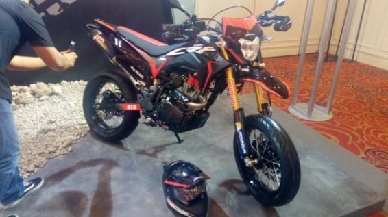 Honda CRF150L - 2017 (3)