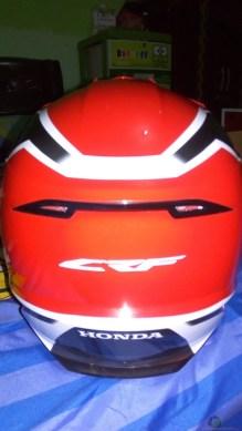 Helm CRF150L asli (7)