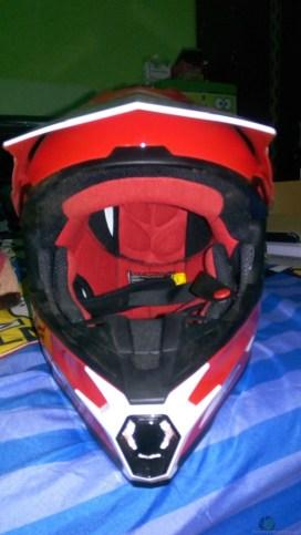 Helm CRF150L asli (8)