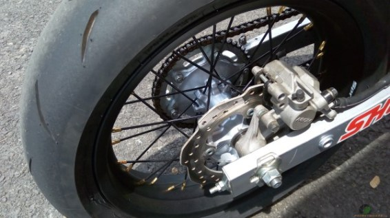 CRF150 Top Speed (14)