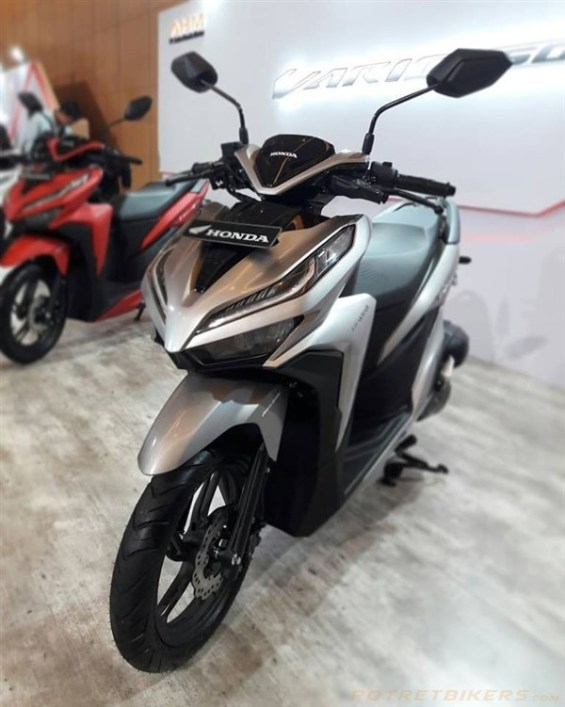 All New VARIO 150 facelift - 2018 (3)
