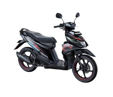 Suzuki NEX II Fancy Dynamic Titan Black