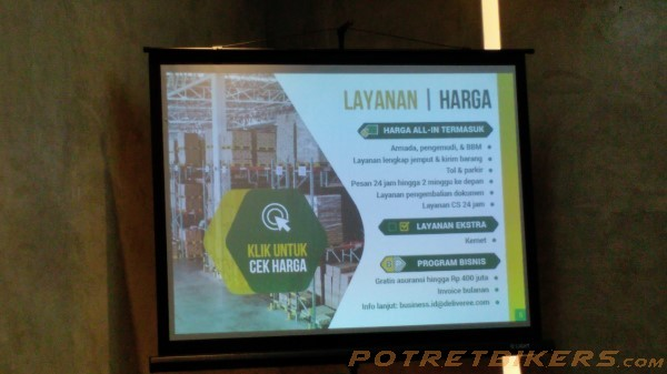 Deliveree Hadir Di Surabaya Mengcover Free Asuransi Hingga