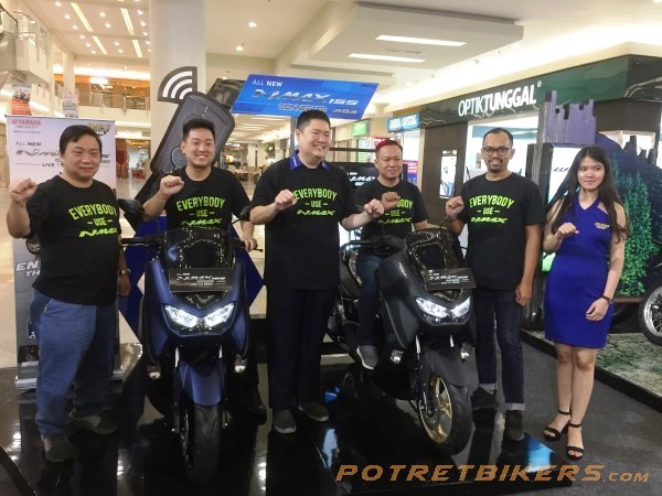 Yamaha Jatim Luncurkan All New NMAX 155 Connected/ABS | OtoBeken