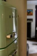 Lovely SMEG fridge!
