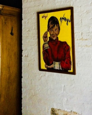 Burmese girl picture at Pots and Pans Holiday Cottage, Uppermill, Saddleworth