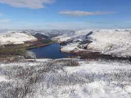 Saddleworth Snow