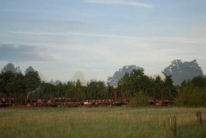 Foto aus der Heimat, Doppelbelichtung aus 2009