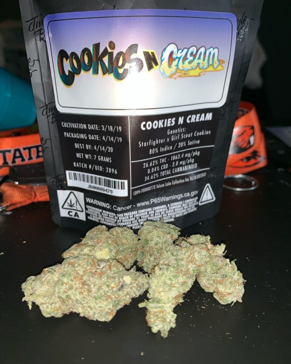 Jungle Boys Cookies n Cream