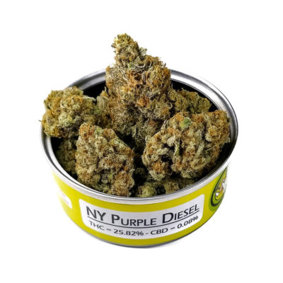 Space Monkey Meds New York Purple Diesel