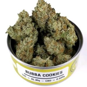 Space Monkey Meds Bubba Cookies