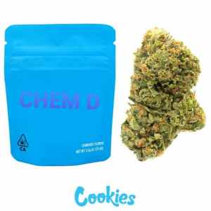 Chem D Cookies