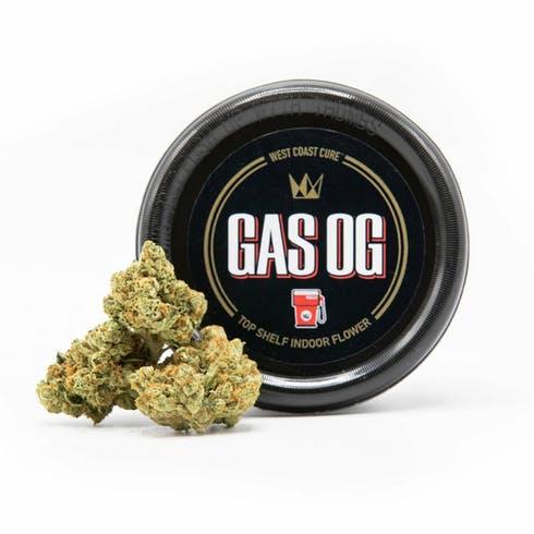 West Coast Cure 3.5 Grams - Gas OG