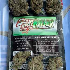 Sour Apple Killer jungle boys
