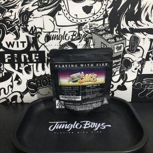 Jungle Boys Candy Cake