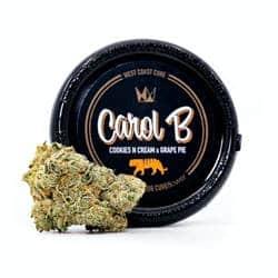 Carol B West Coast Cure