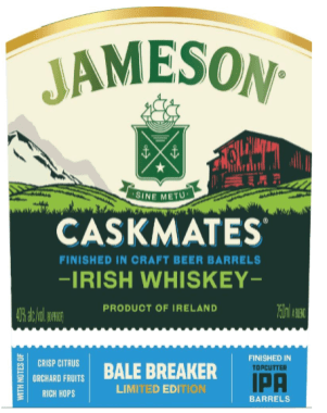 jameson caskmate washington