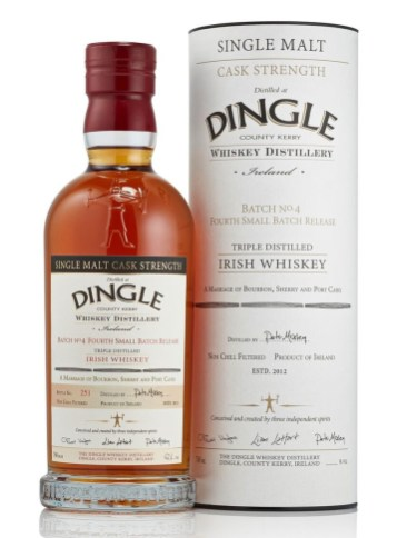 Dingle Cask Strength 1