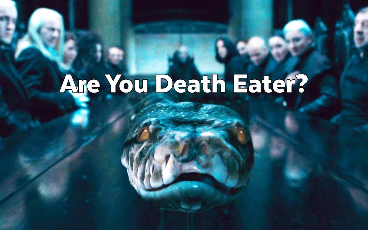 Eater Harry Potter Quiz Potterhood