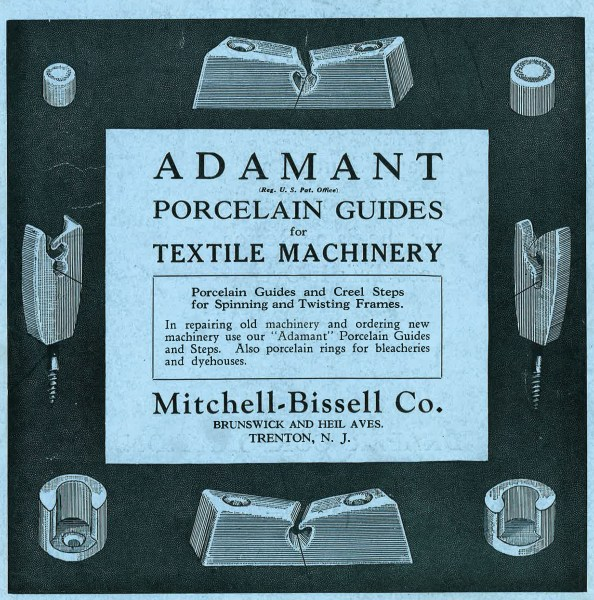 Mitchell-Bissell Company Advertisement