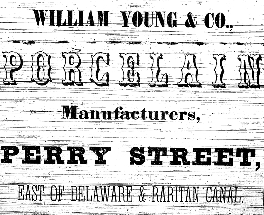 William Young & Co. Ad