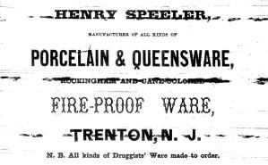 Henry Speeler Advertisement