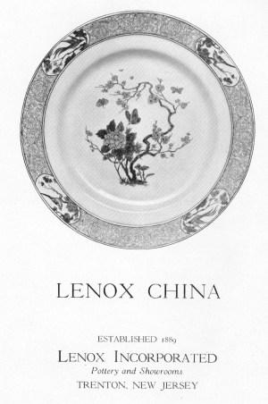 Lenox Incorporated Advertisement