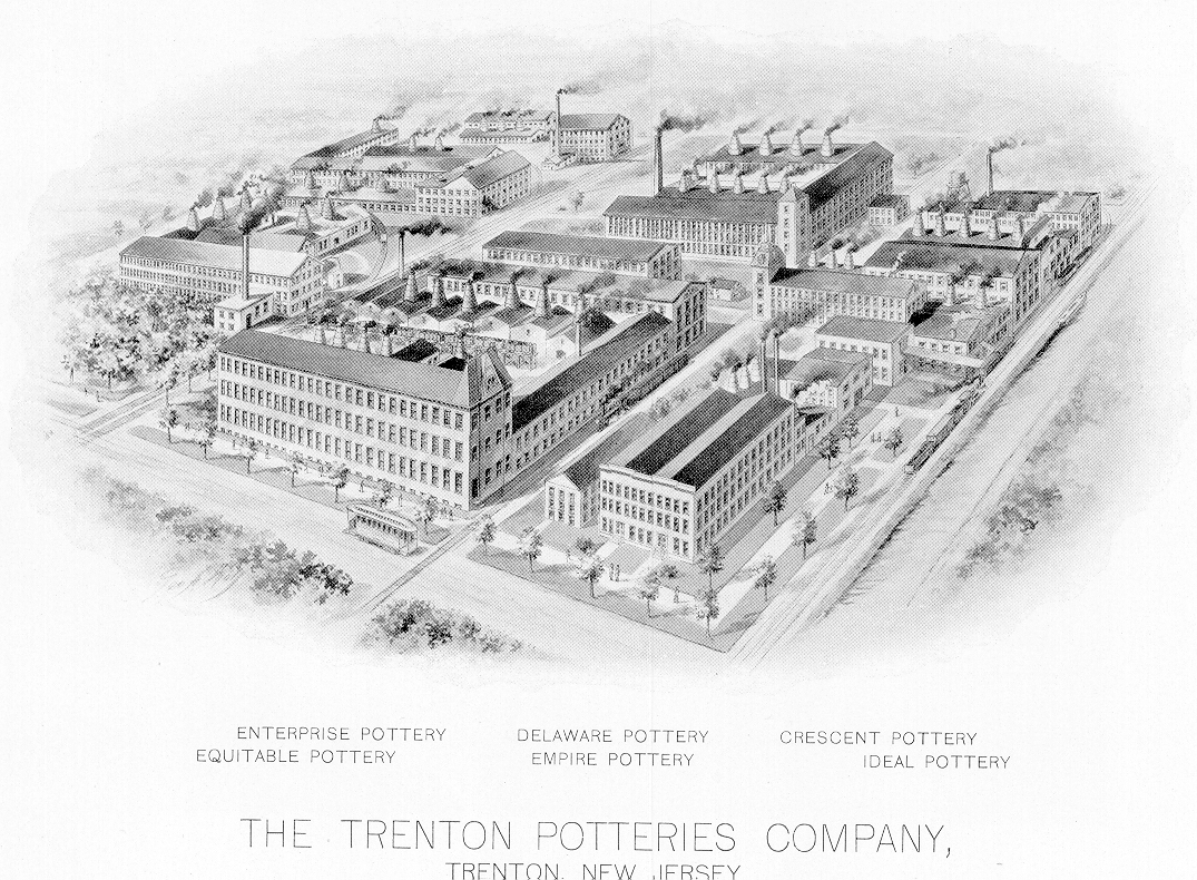 The Trenton Potteries Company