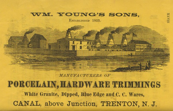 William Young's Sons Advertisement